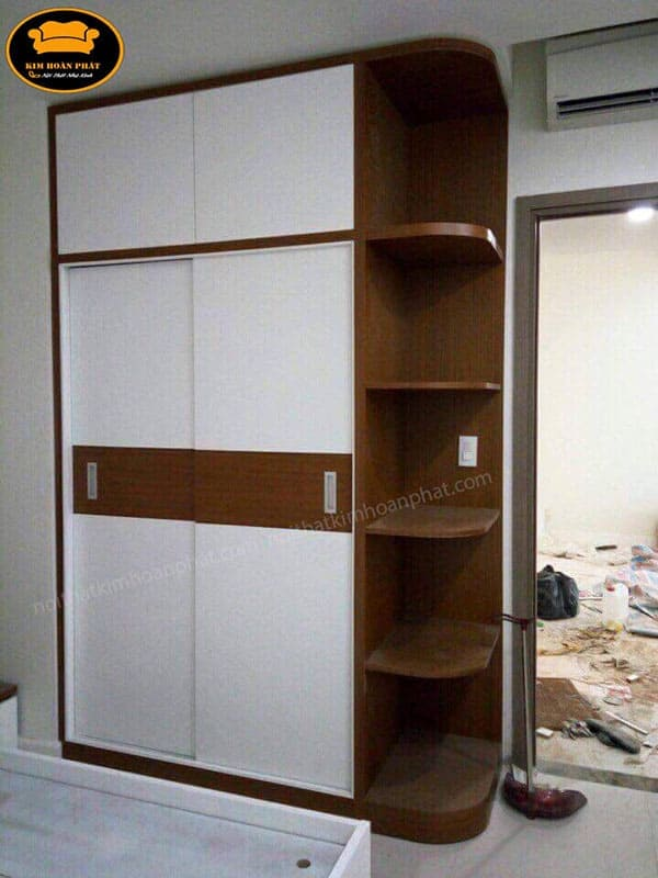 tủ gỗ kịch trần