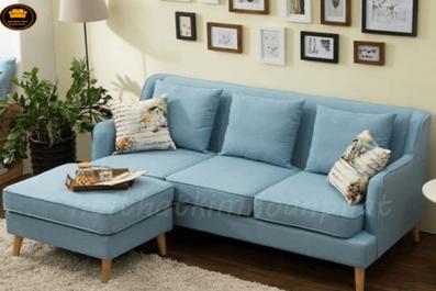 sofa gỗ chữ i