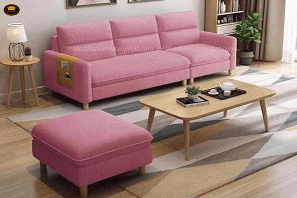 Cách chọn màu bọc đệm sofa
