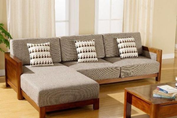 sofa gỗ cho quán cafe giá rẻ