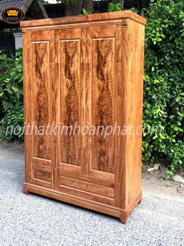 tủ gỗ tự nhiên