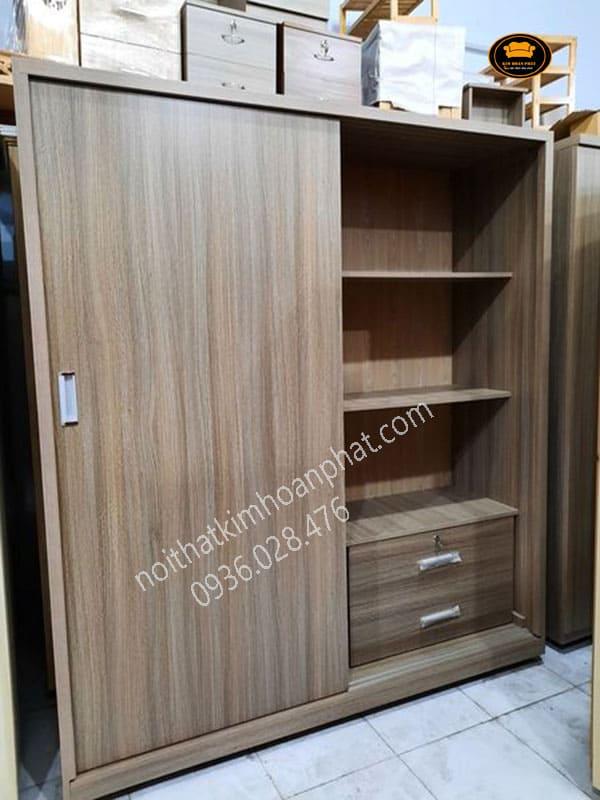 Bảng giá tủ quần áo gỗ công nghiệp giá rẻ