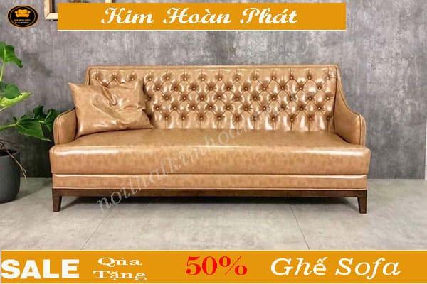 sofa băng phòng khách mẫu mới 2021